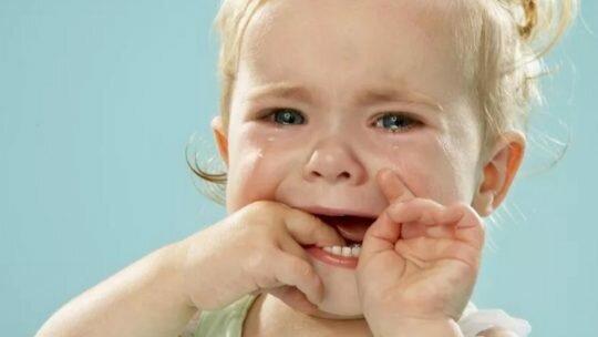 Стоматит у ребенка при прорезывании зубов