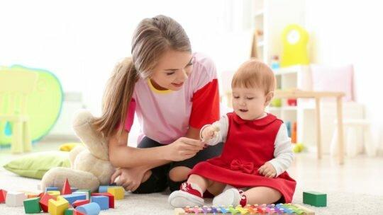 Хорошая няня – залог спокойствия родителей