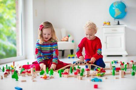 Конструкторы для детей: особенности и достоинства