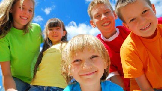 Курсы английского языка для детей на время летних каникул